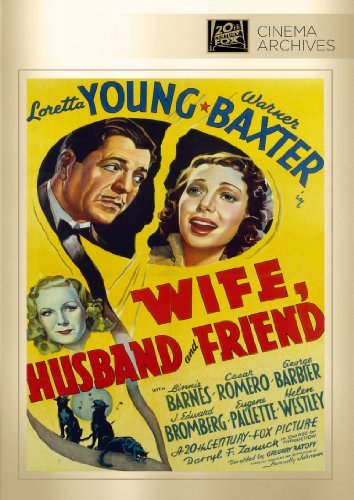 Wife Husband & Friend Young Baxter Barnes Romero DVD Mod This Item Is Made On Demand Could Take 2 3 Weeks For Delivery