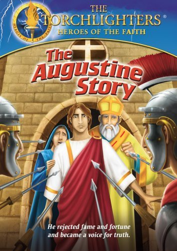Torchlighters Augustine Story Torchlighters Augustine Story DVD Mod This Item Is Made On Demand Could Take 2 3 Weeks For Delivery