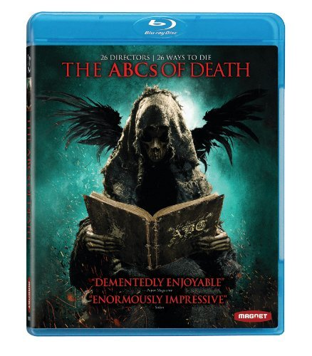 Abc's Of Death Abc's Of Death Blu Ray Ws Pg