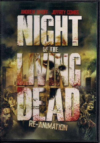 Night Of The Living Dead Rean Divoff Combs