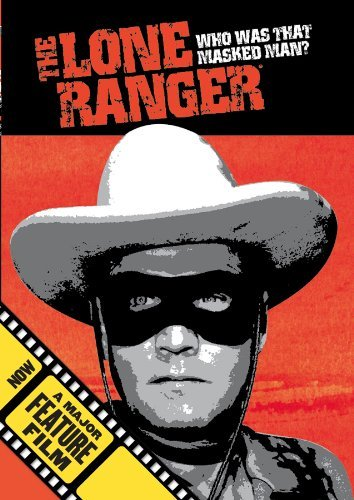 Lone Ranger Who Was That Masked Man? Nr
