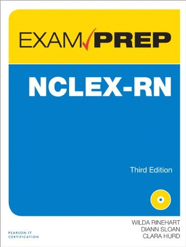 Wilda Rinehart Nclex Rn Exam Prep 0003 Edition;revised