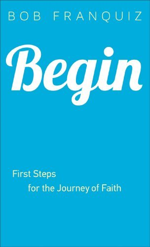 Bob Franquiz Begin First Steps For The Journey Of Faith