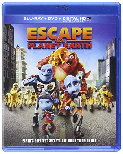 Escape From Planet Earth 3d Escape From Planet Earth Blu Ray Ws 3d Pg DVD Uv Dc 3d