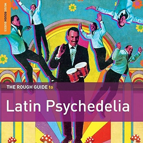 Rough Guide To Latin Psychedel Rough Guide To Latin Psychedel 2 CD