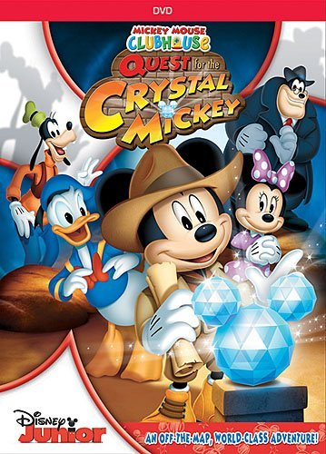 Quest For The Crystal Mickey Mickey Mouse Clubhouse Ws Tvy