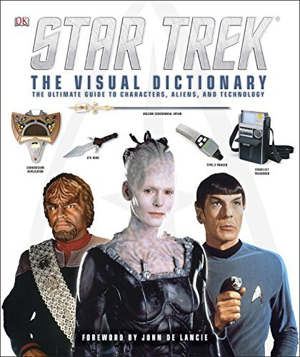 Paul Ruditis Star Trek The Visual Dictionary