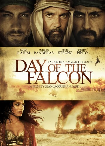 Day Of The Falcon Banderas Pinto Strong Ws R