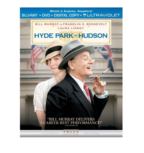 Hyde Park On Hudson Murray Linney R Incl. DVD