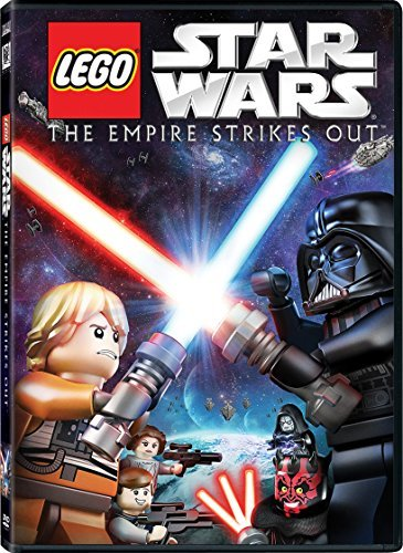 Lego Star Wars Empire Strikes Out DVD Nr