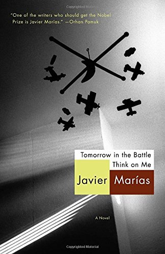 Javier Mar?as Tomorrow In The Battle Think On Me