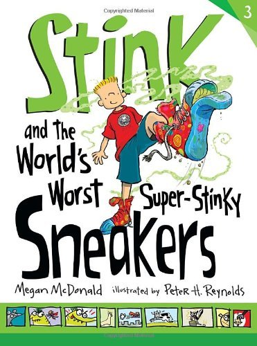 Megan Mcdonald Stink And The World's Worst Super Stinky Sneakers