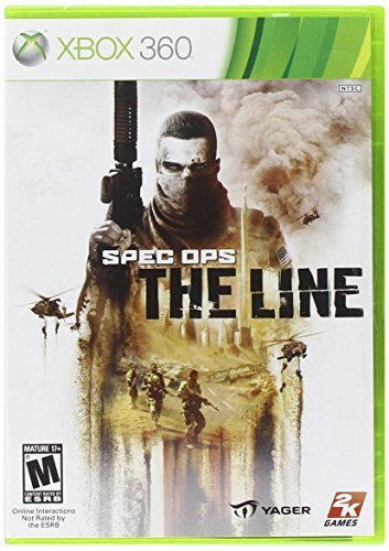 Xbox 360 Spec Ops The Line Take 2 Interactive M