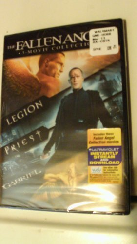 3 Movie Collection Fallen Angel DVD R