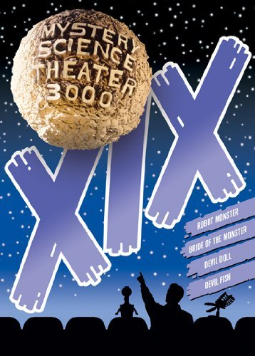 Mystery Science Theater 3000 Volume 19 Nr 4 DVD