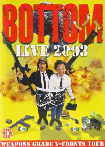 Bottom Live 2003 Weapons Grade Y Fronts Tour Region 2