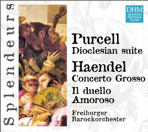 H. Purcell Dioclesian Suite CD R