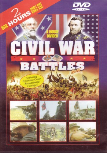 Civil War Battles A House Divided