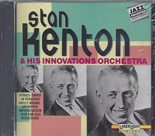 Kenton Stan Stan Kenton & His Innovations