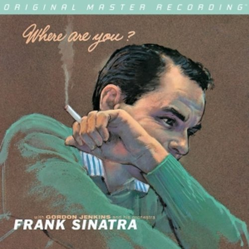 Frank Sinatra Where Are You? Sacd Hybrid
