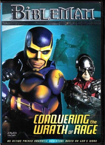 Bibleman Genesis Conquering The Wrath Of Rage Nr