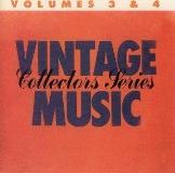 Various Artists Vintage Music Collectors Series Volume 3 & 4