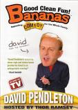 Bananas David Pendleton Good Clean Comedy DVD
