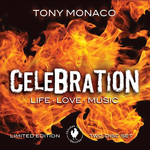 Tony Monaco Celebration Life Love Music Digipak 2 CD