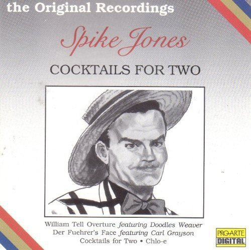 Band Leader Spike Jones Cocktails For Two