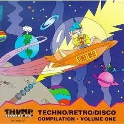 Techno Retro Disco Vol. 1 Compilation Three Generations Lovebump Williamson Iko Five Cent