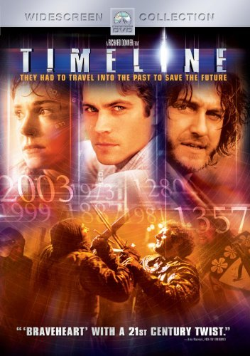 Timeline Walker O'conner Connolly Embry DVD Pg13