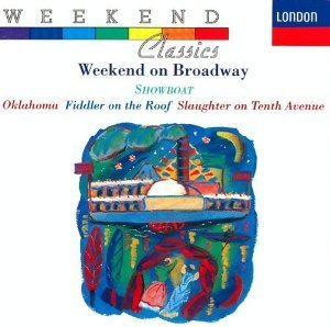 Stanley London Festival Orchestra Black Weekend On Broadway Showboat Oklahoma