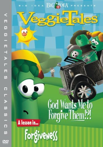 Veggie Tales Classics God Wants Me To Forgive Them Clr Chnr