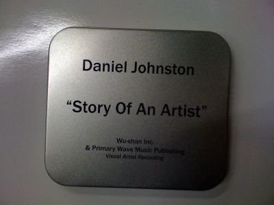 Johnston Daniel Story Of An Artist