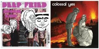 Deep Fried Boogie Band Colossal Yes Split