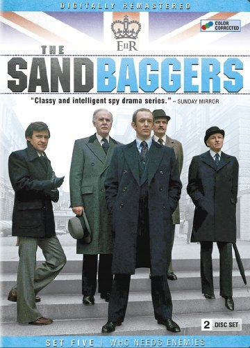Sandbaggers Who Needs Enemies Sandbaggers Nr 2 DVD