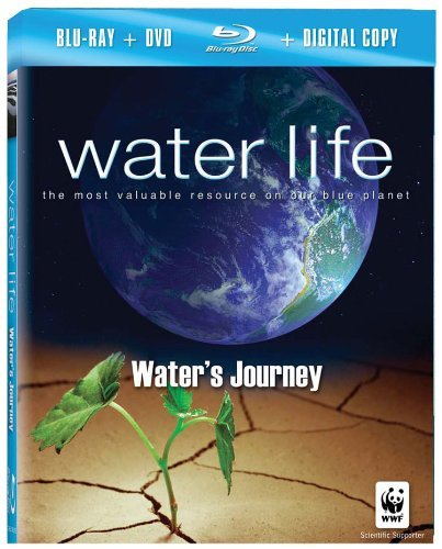 Water's Journey Water Life Blu Ray Ws Nr