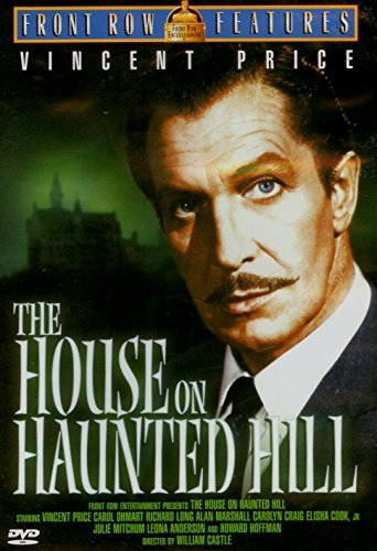 Vincent Price Carol Ohmart Richard Long Alan Marsh House On Haunted Hill