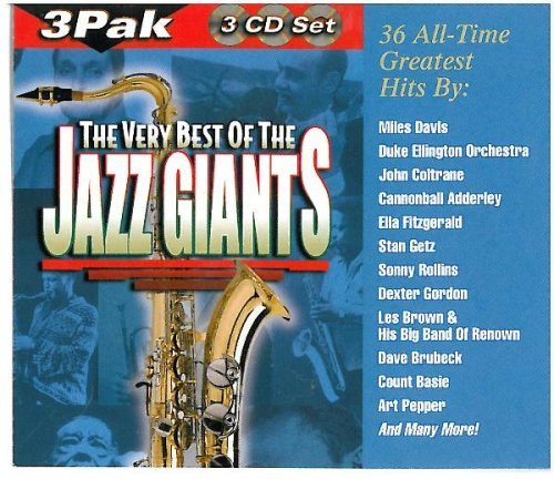 Very Best Of The Jazz Giants 3 Very Best Of The Jazz Giants 3