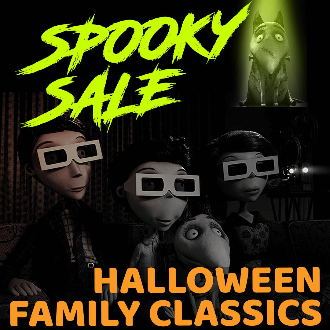 halloween family classics