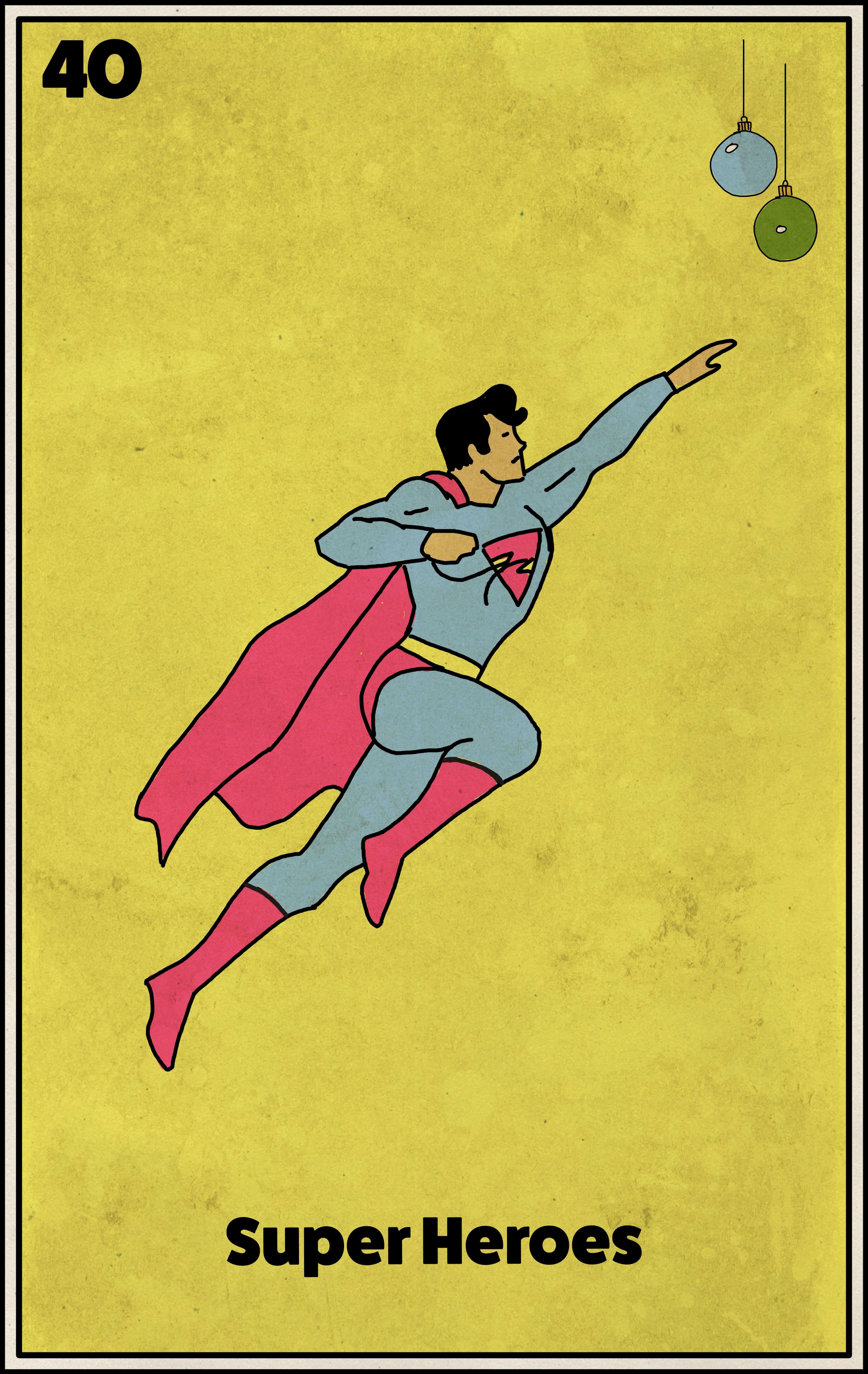 Super Hero Deals