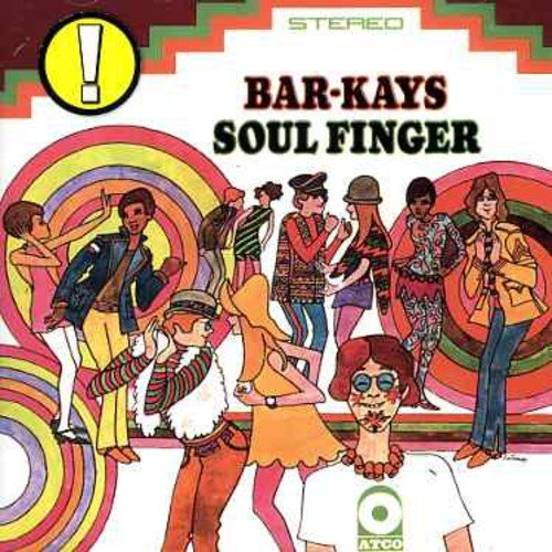Bar Kays Soul Finger Import Gbr