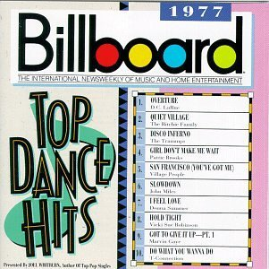 Billboard Top Dance Hits 1977 Billboard Top Dance Hits Summer Village People Gaye Billboard Top Dance Hits