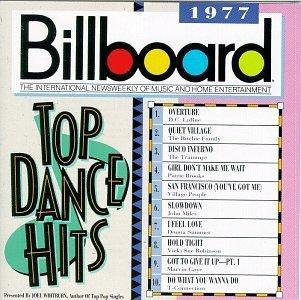 Billboard Top Dance Hits/1977-Billboard Top Dance Hits@Summer/Village People/Gaye@Billboard Top Dance Hits