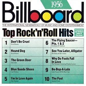 Billboard Top Rock N Roll H/1956-Billboard Top Rock N Roll@Presley/Vincent/Perkins/Clark@Billboard Top Rock N Roll Hits