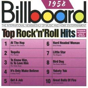 Billboard Top Rock N Roll H/1958-Billboard Top Rock N Roll@Presley/Everly Brothers/Lewis@Billboard Top Rock N Roll Hits