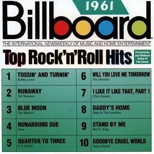 Billboard Top Rock N Roll H/1961-Billboard Top Rock N Roll@Lewis/Shannon/Vee/Dion@Billboard Top Rock N Roll Hits