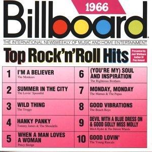 Billboard Top Rock N Roll H/1966-Billboard Top Rock N Roll@Monkees/Righteous Bros/Troggs@Billboard Top Rock N Roll Hits