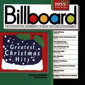 Billboard Greatest Xmas Hit 1955 Present Presley Belafonte Drifters Billboard Greatest Xmas Hits