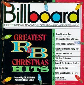 Billboard Greatest Xmas Hit R & B Hits Orioles Rawls Benton Cadillacs Billboard Greatest Xmas Hits
